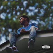 J. Cole 2014 Forest Hills Drive